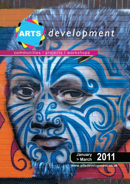 Cover of Programme 2011