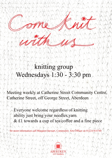 Catherine Street Knitting Group